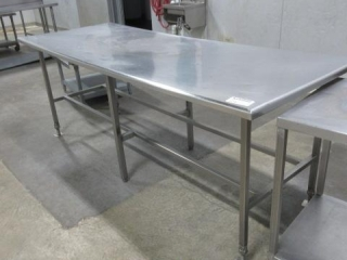 Stainless Steel Table,