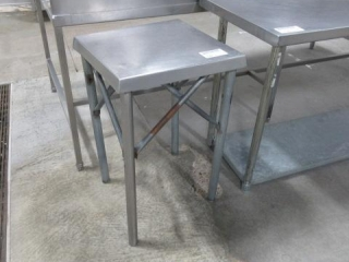 Stainless Steel Equipment Stand,