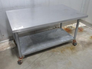 Stainless Steel Equipment Stand with