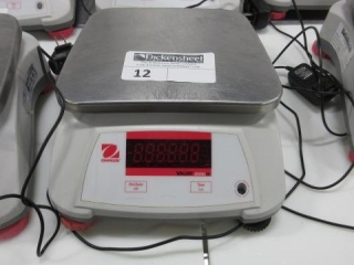 Ohaus Valor 2000 Food Scale