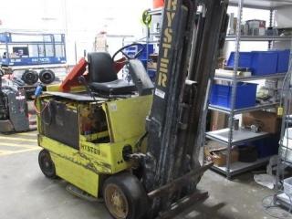 Hyster E50Xl-33 Forklift 1000Lb,