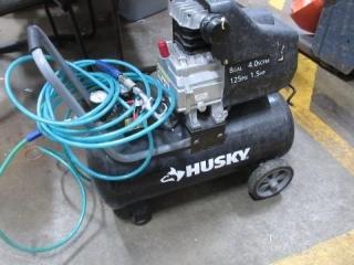 Husky 1.5 Hp, 8 Gallon Air Compressor