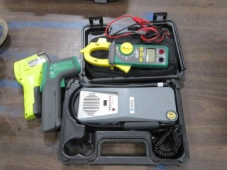 Testing Equipment Lot Including (2) Thermo