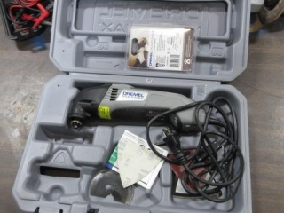Dremel Multi Max with Carrying Case
