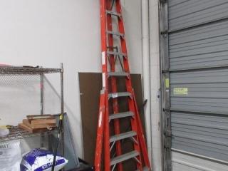 Werner 10' A-Frame Ladder
