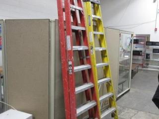Davidson 8' Step Ladder