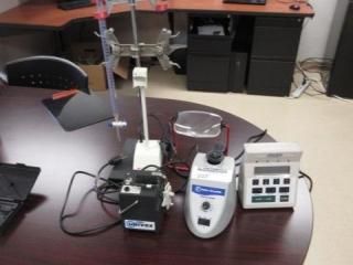 Lab Equipment Vortex Mixer, FMD Timer