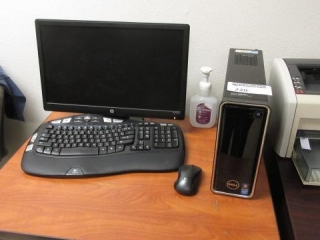 Dell Inspiron Computer Tower, Hardware
