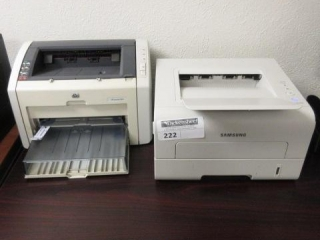 Samsung Ml-2955 ND Printer and a