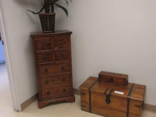 Seven Drawer Tall Dresser with