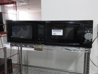 (2) Programmable Microwave Ovens