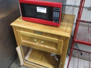 Programmable Microwave Oven