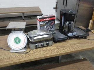 Lot of Miscellaneous Items Including a