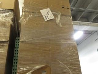 Pallet of Styrofoam Packing Materials