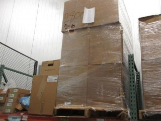 Pallet of Styrofoam Packing Includes Bags