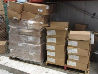 (2) Pallets of Bags, Boxes
