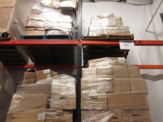 (4) Pallets of Printed Boxes as