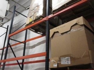 (2) Pallets of Printed Boxes.