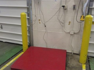 Triner TS-700 MS Pallet Scale,