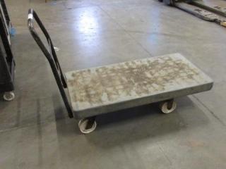 Platform Shop Cart