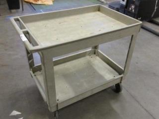 Rubbermaid Shop Cart