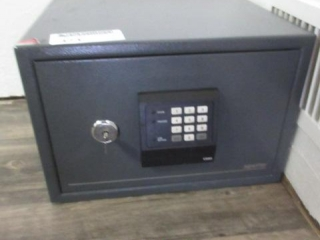 Sentry Office Safe, No Combo or Key, Located in