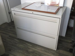 2 Drawer Lateral File , Located in Remote Office