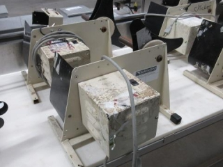 (2) Electric Label Dispensers