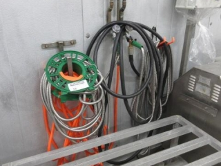 Lot of Heavy Duty Hoses as Photographed