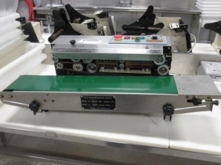 Continuous Band Sealer Model Fr-770