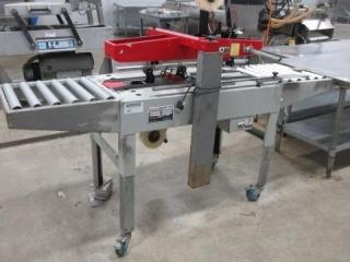 Best Pack Model MBD22-2CR Carton Sealing