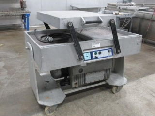 Multivac Double Chamber on Casters with