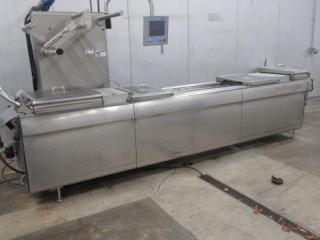 2012 Multivac Model R145 Thermoform