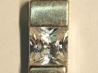 Serling Silver Pendant