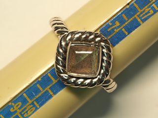 $220 Sterling Silver Labradorite Ring