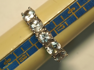 $110 Sterling Silver Ring (3.73g)