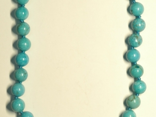 $160 Turqoise Necklace (app 40g)