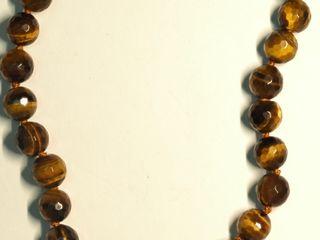 $200 Tigereye Necklace (app 57g)