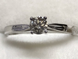 $1740 10K  Diamond Ring