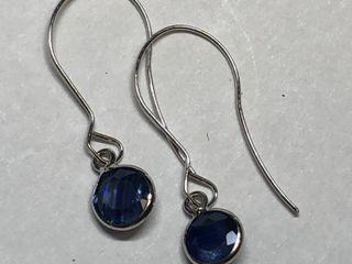 $500 14K Sapphire Earrings