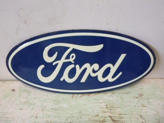 FORD WALL PLAQUE