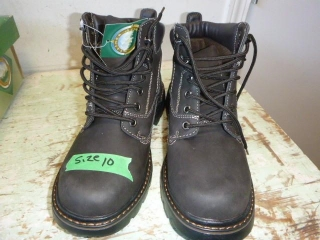 SIZE 10 BROWN HIKING BOOTS
