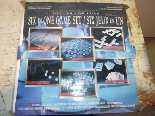 SIX IN ONE GAME SET