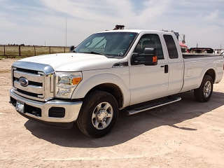 2013 FORD F-250XLT SD VIN: 1FT7X2A6XDEB53437