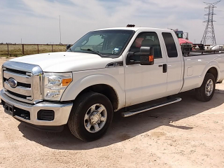 2013 FORD F-250XLT SD VIN: 1FT7X2A69DEB00874