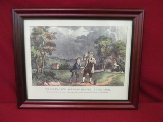 Currier& Ives Lithographs