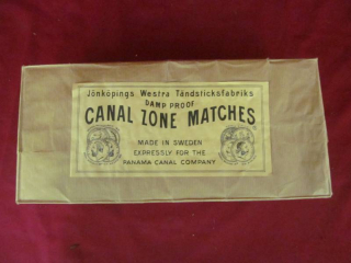 Canal Zone Matches