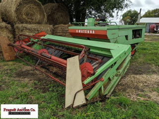 Owatonna Model 270 Swather, 14? with hay condition