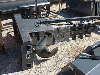 WOLVERINE (UNUSED) 6' TRENCHER, TO FIT SKID STEER