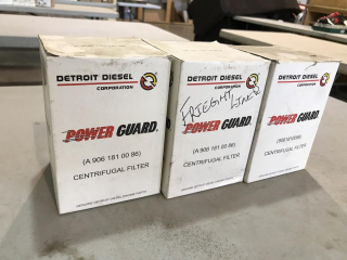 Detroit Diesel Power Guard A9061810086 Filter UNRESERVED